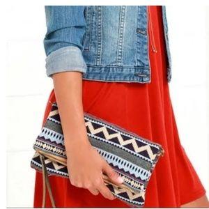 ❌SOLD ❌ Beautiful BOHO Crossbody Bag